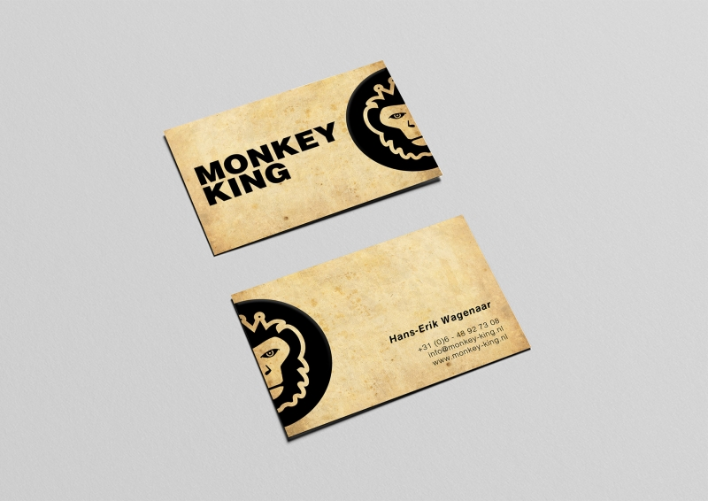 Monkey-business-card
